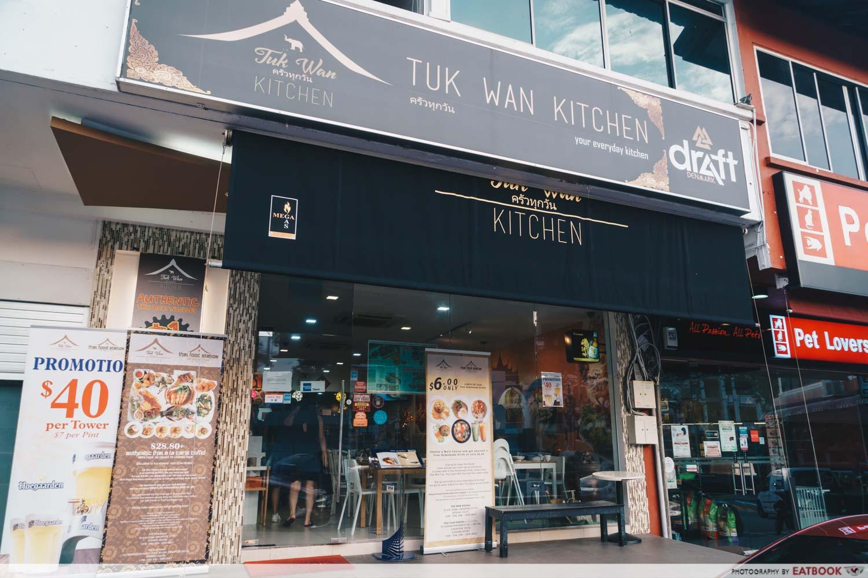 Tuk Wan Kitchen - Storefront