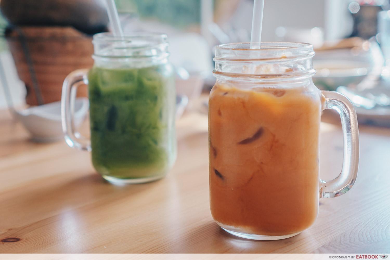 Tuk Wan Kitchen - Thai Milk Tea