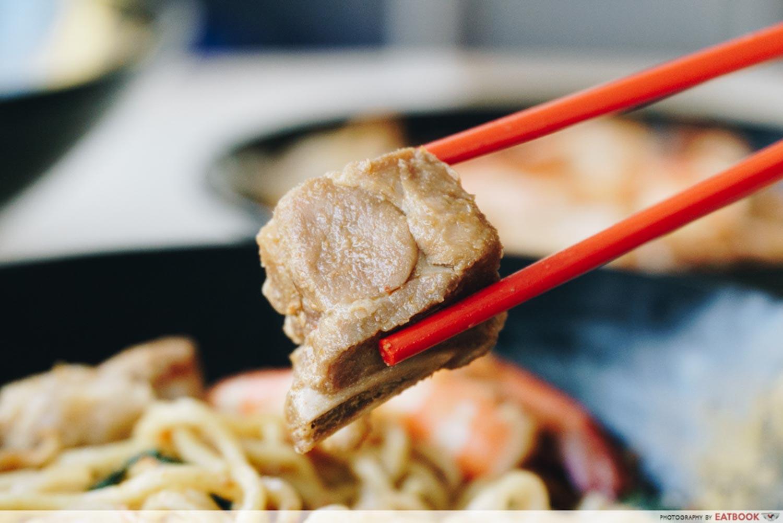 Zhen Jie Seafood - Pork rib