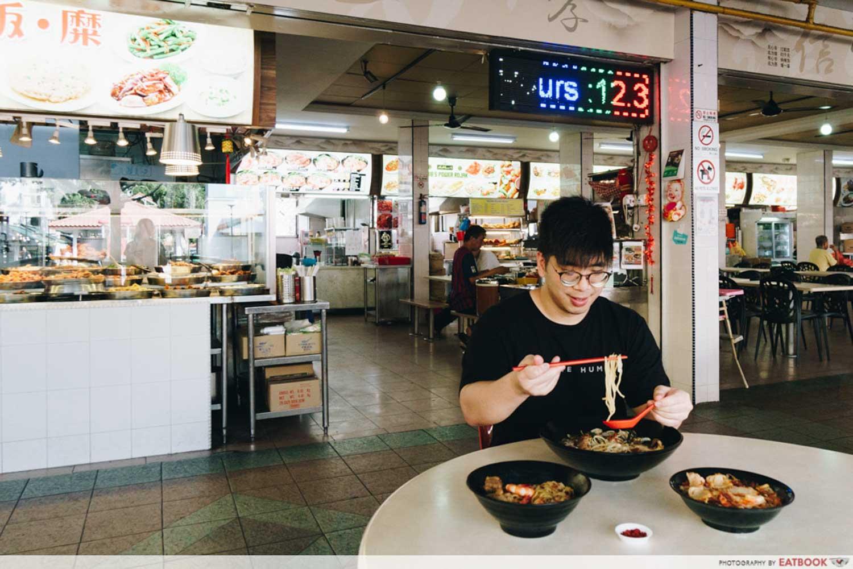 Zhen Jie Seafood - Verdict