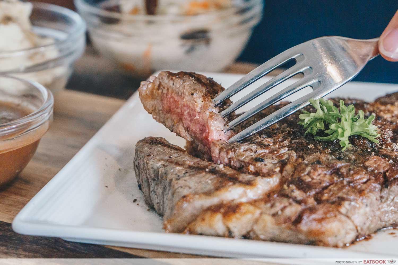 cheap steaks - Meat N' Chill Angus Ribeye