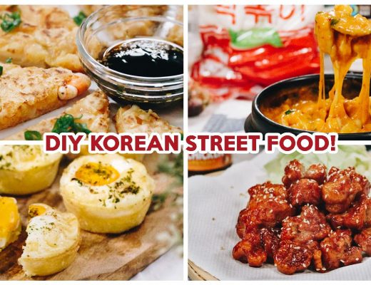 korean street food recipes cover