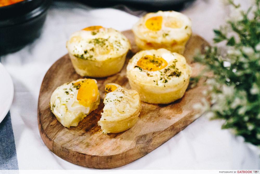 korean street food recipes egg bread
