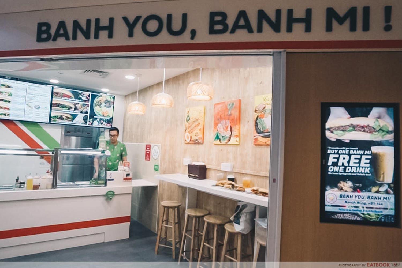 Banh You, Banh Mi - Ambience