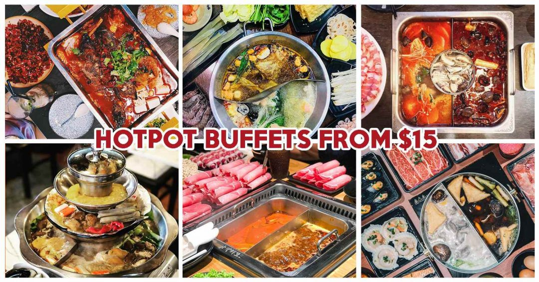 Buffet Cover Image