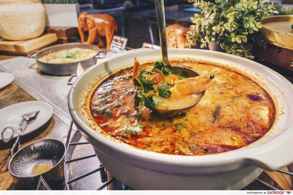 Edge Thai food corner