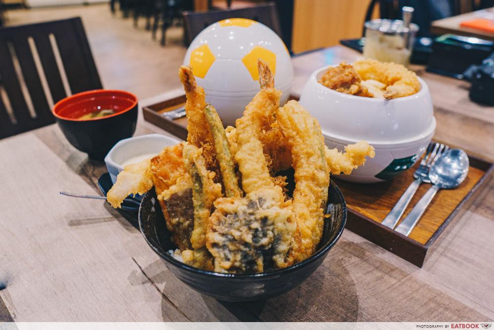 Don Akimitsu Kiddy meal