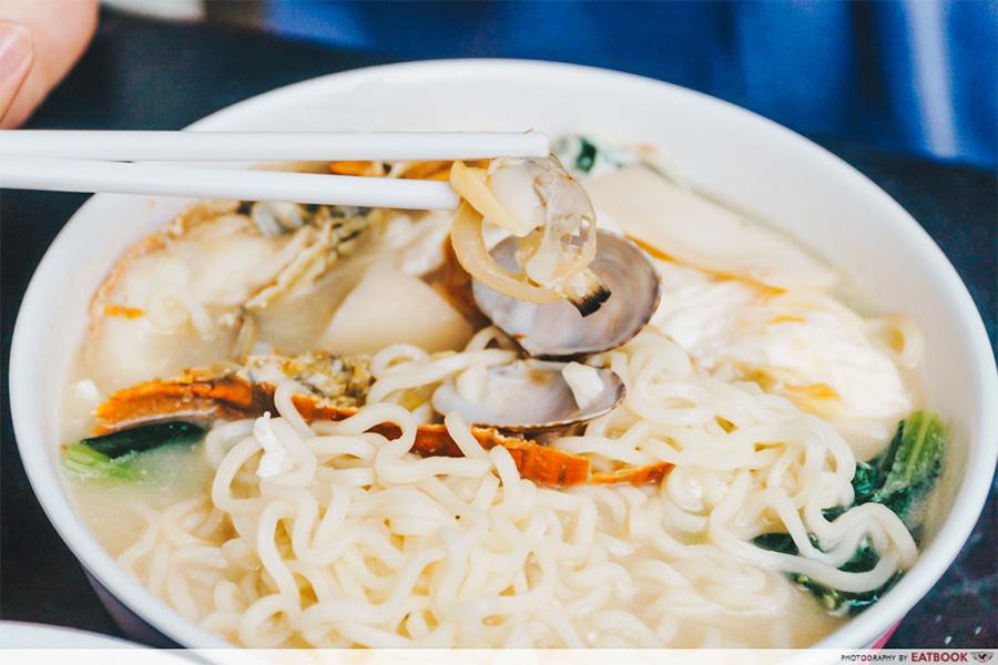 La la noodles