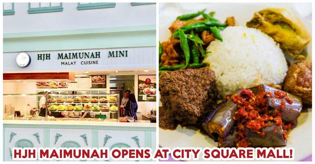 Hjh Maimunah City Square Mall