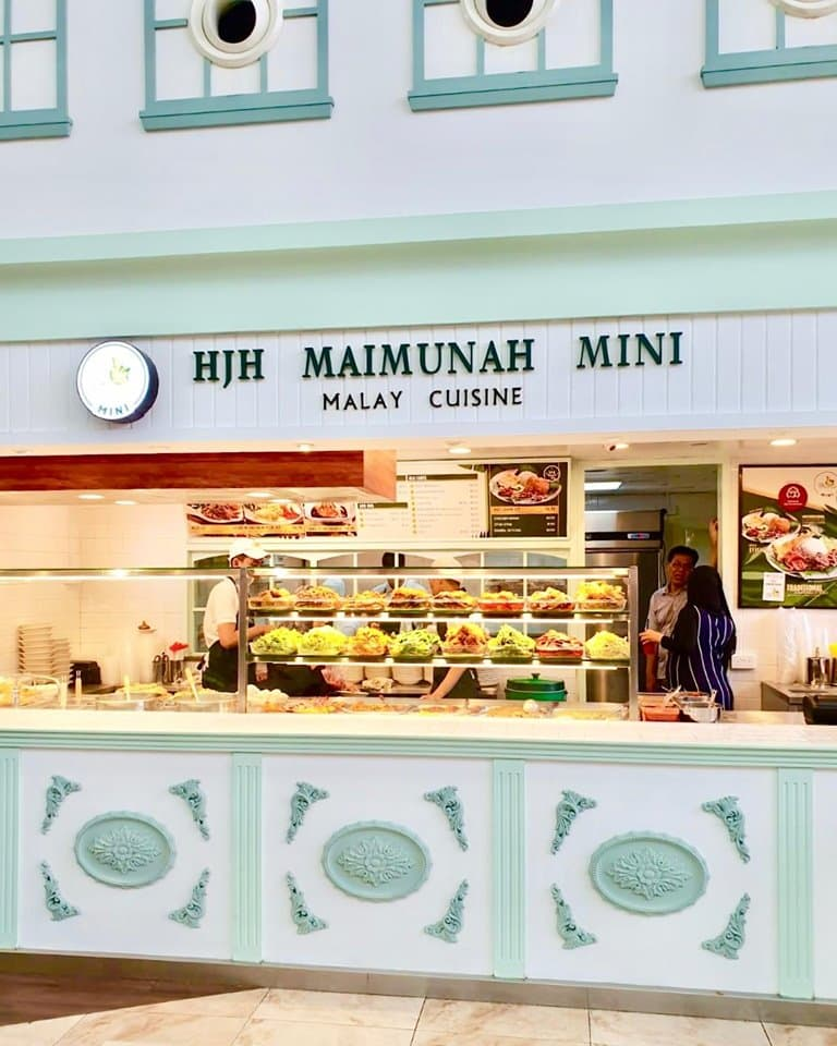 Hjh Maimunah Mini - City Square Mall