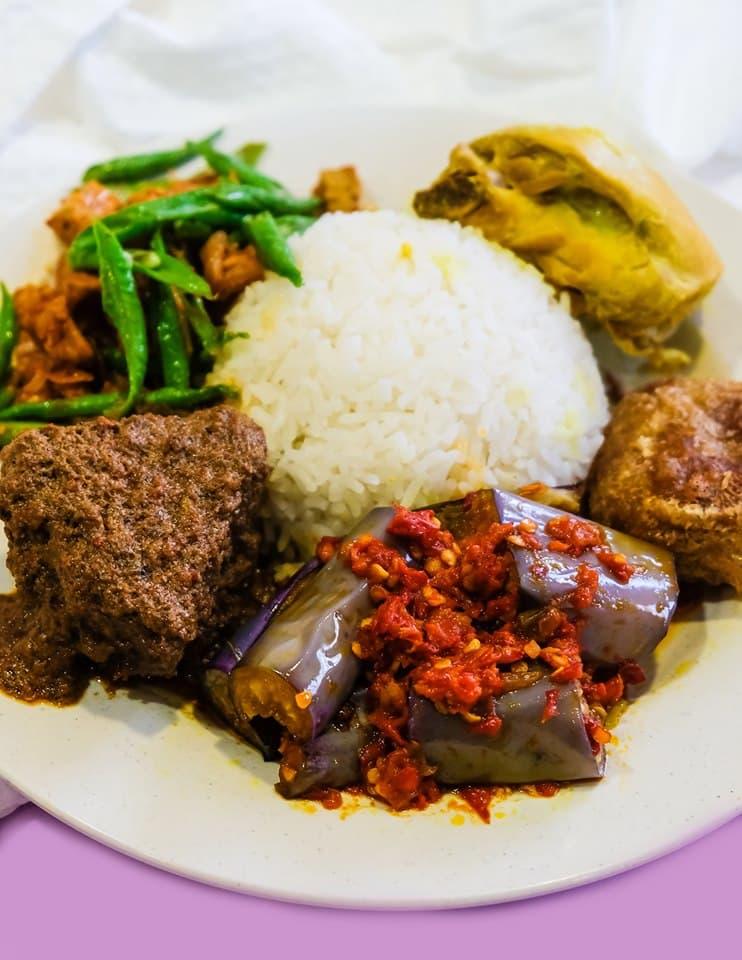 Hjh Maimunah Mini Nasi Padang