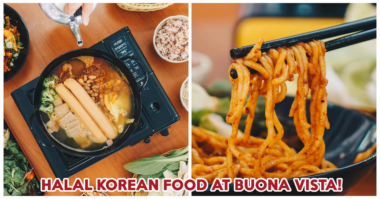 Jw Korean Food Stories Review Muslim Owned Korean Hawker Stall