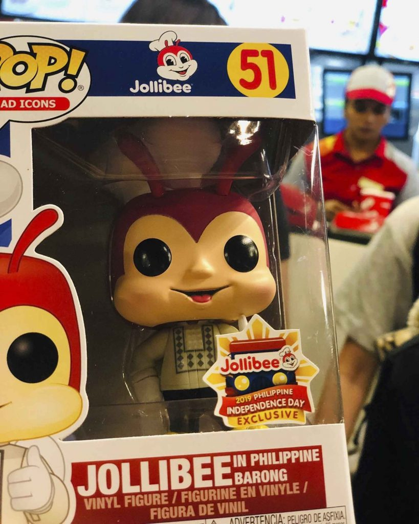 Jollibee Suntec City Funko Pop