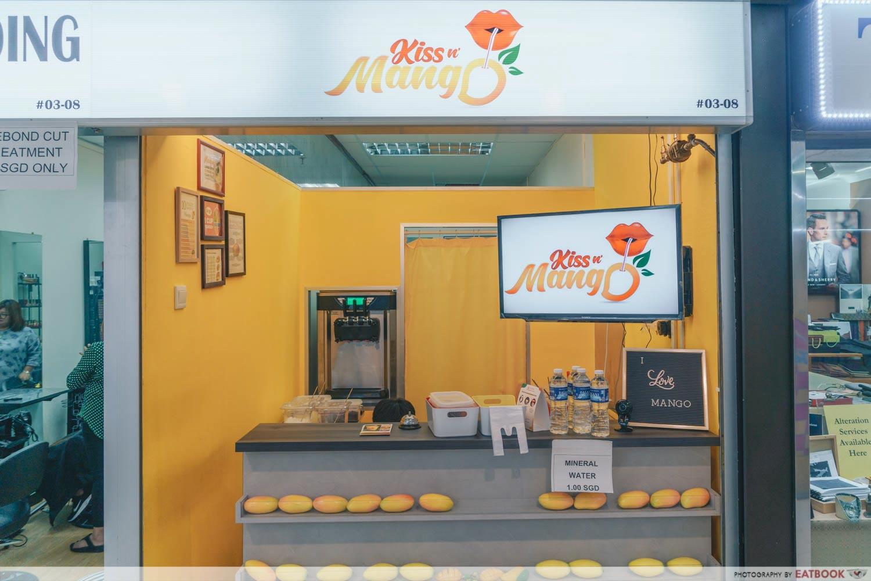 Kiss n Mango - Storefront