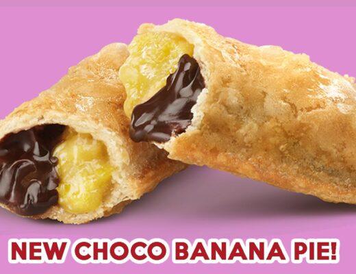 McDonald's Banana Choco Pie