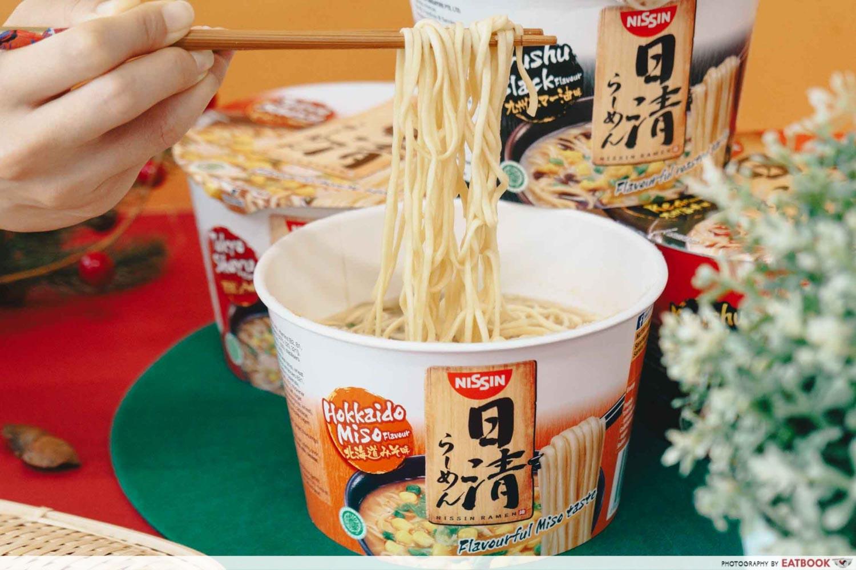NISSIN RAMEN - Noodles