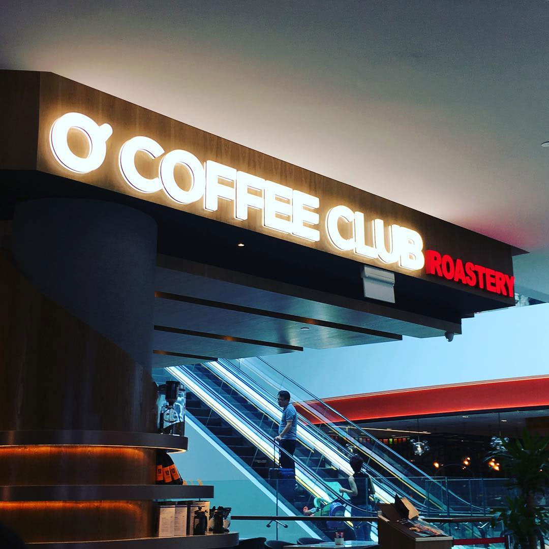 O' Coffee Club Jewel Outlet`