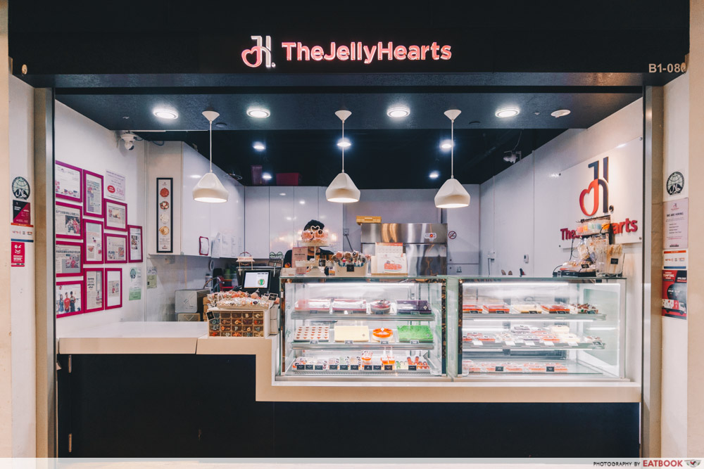 One Raffles Place - TheJellyHearts
