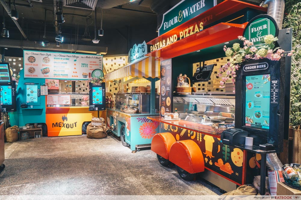 Marche Food Truck