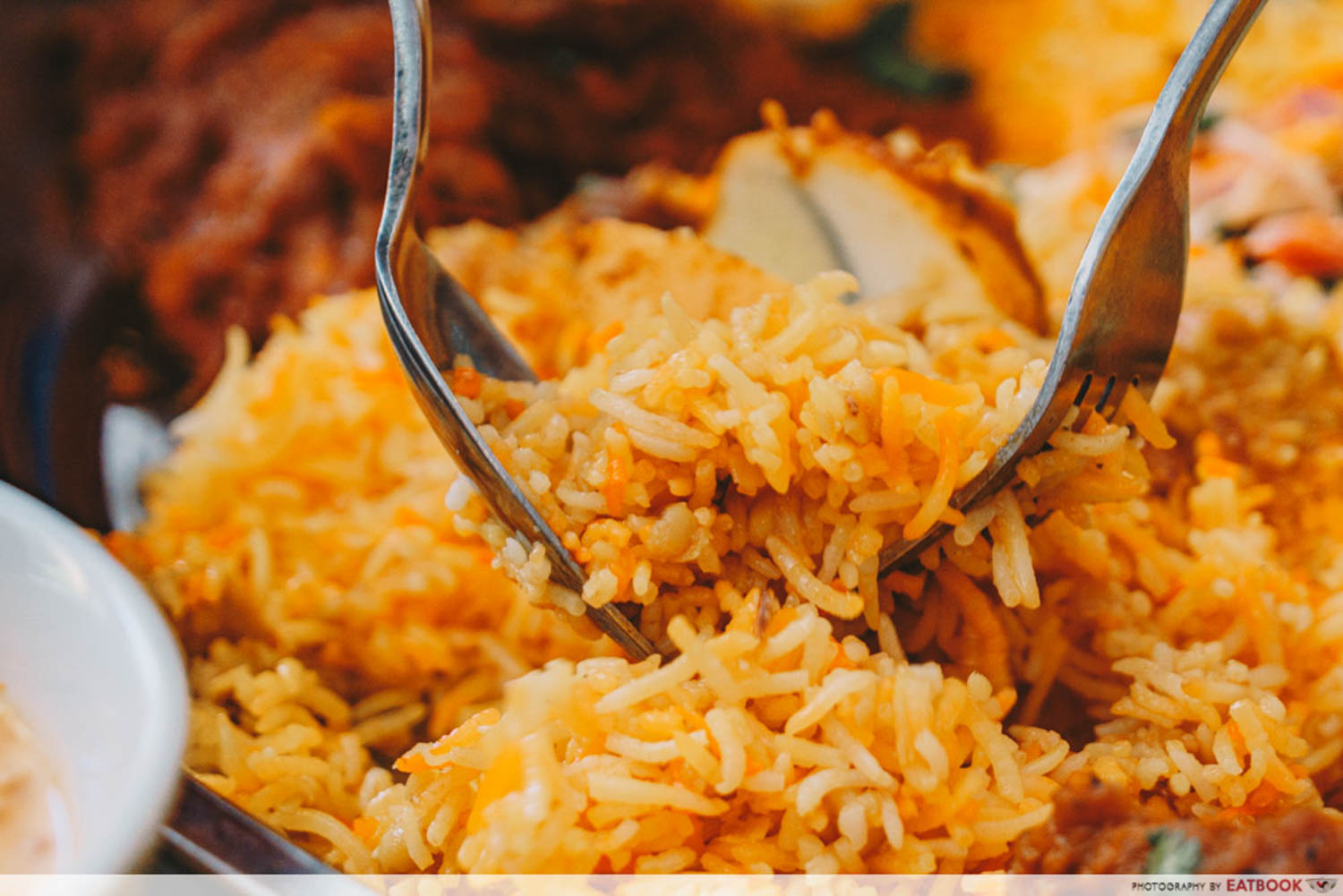 Papa's Kitchen - Briyani rice
