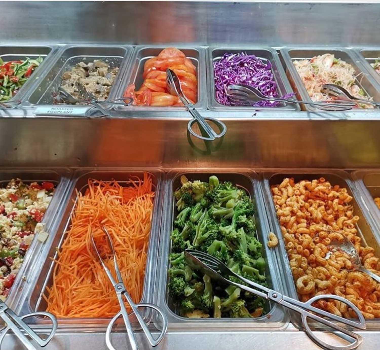 Salad Bar Buffets- Mariner's Corner Restaurant