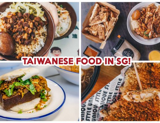 TAIWANESE FOOD IN SINGAPORE