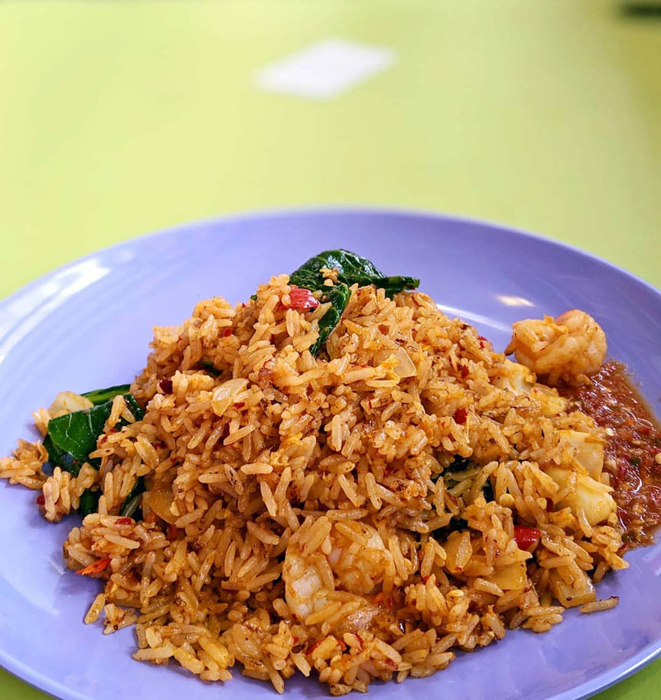 Tanjong Pagar Plaza - Issan Thai Food