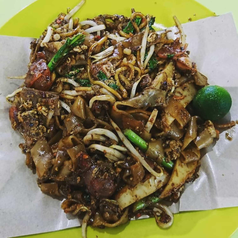 Tanjong Pagar Plaza - Katong Fried Kway Teow Mee