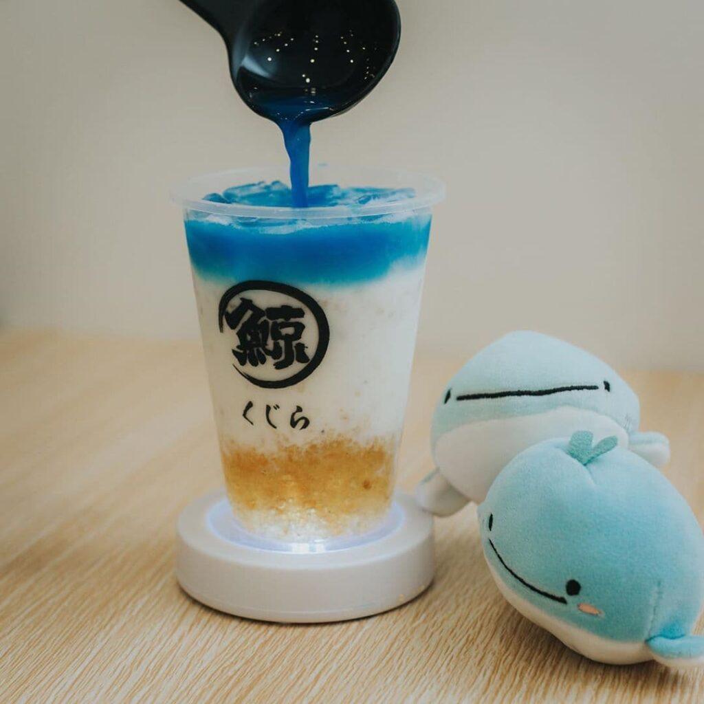 The Whale Tea CCK