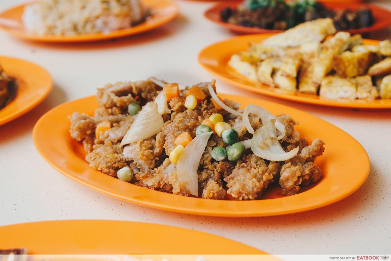 Hainanese Pork Chops