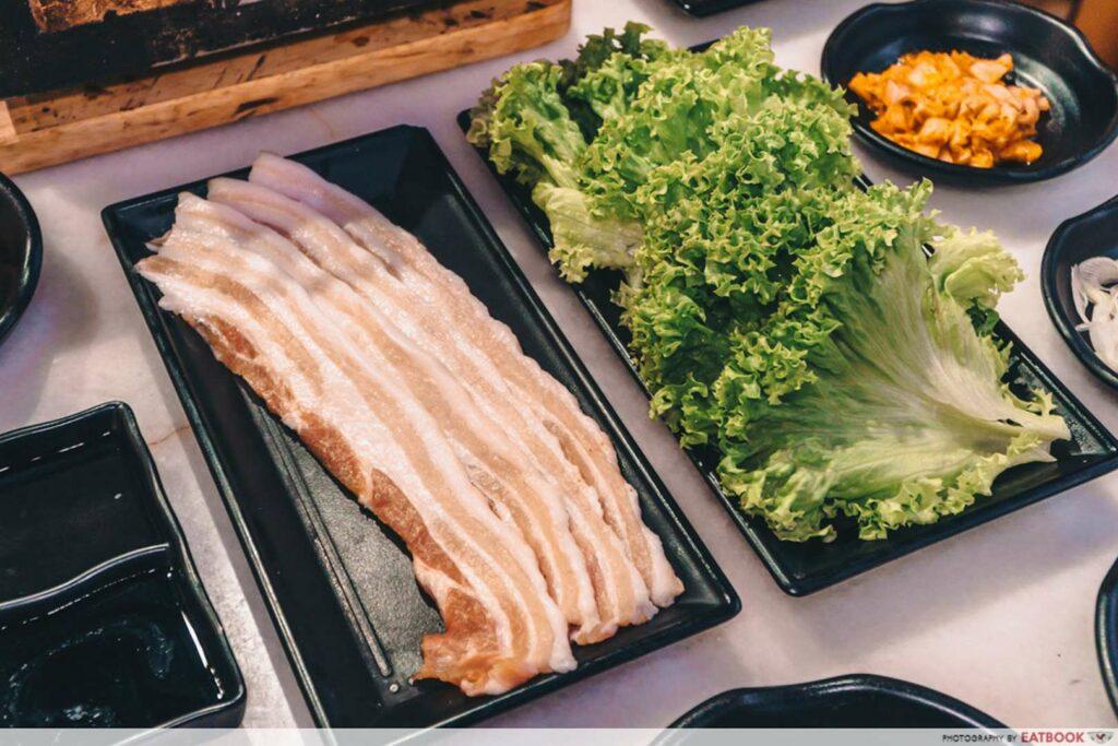 Iron Plate Pork Slice