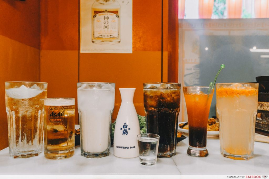 drink buffet