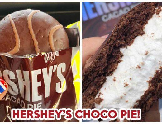 Hershey's Cacao Pie