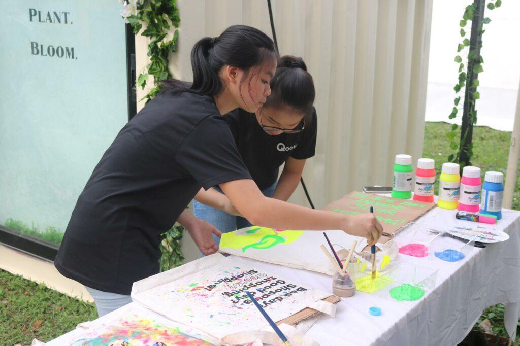 Artbox Singapore 2019 Qoo10