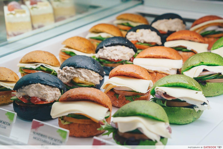 Bakerzin - Artisanal Sandwiches