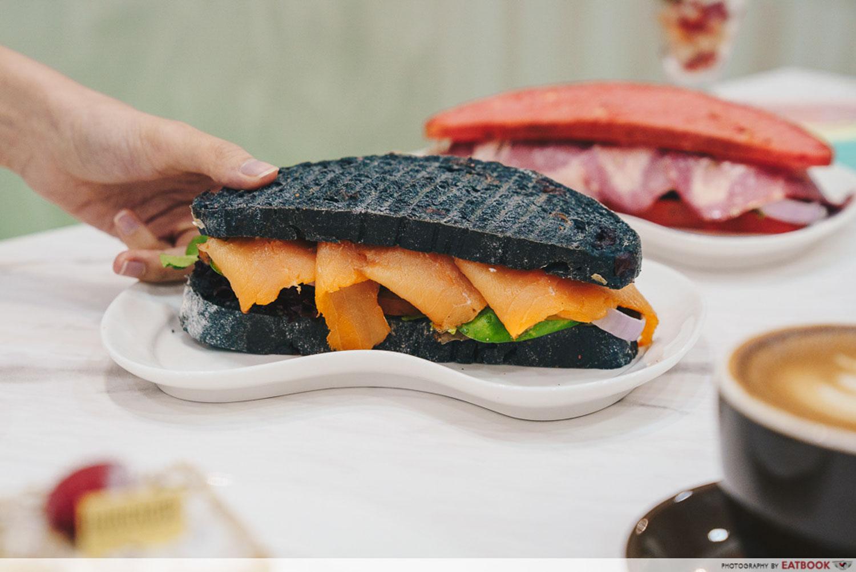 Bakerzin - Smoked Salmon Sandwich