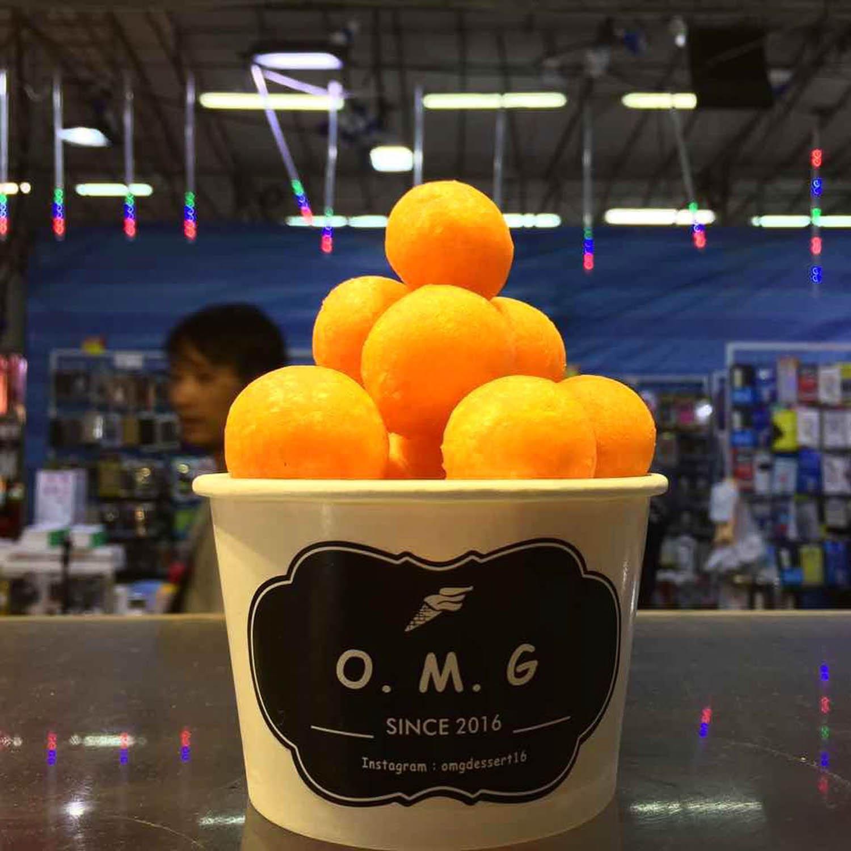 Bukit Panjang Pasar Malam - Sweet Potato Balls