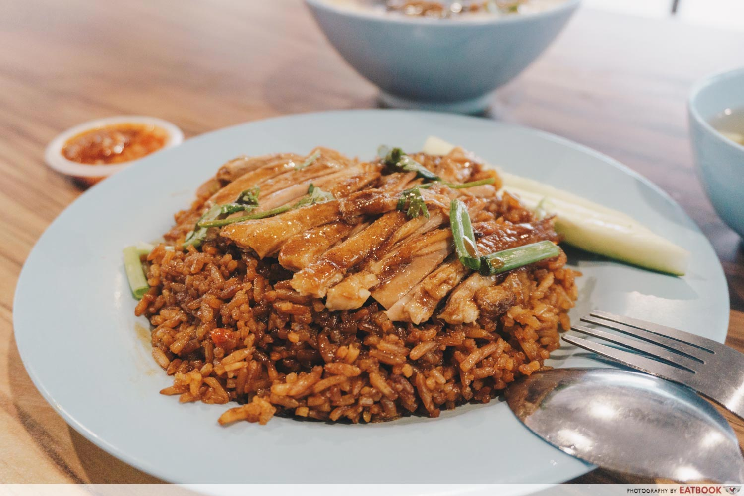 Cheok Kee - Duck rice