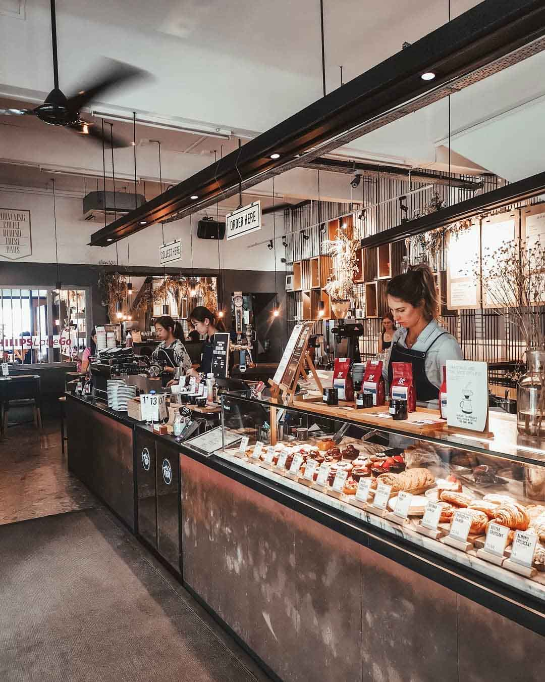 Coffee Cafes Singapore - Chye Seng Huat Hardware Coffee