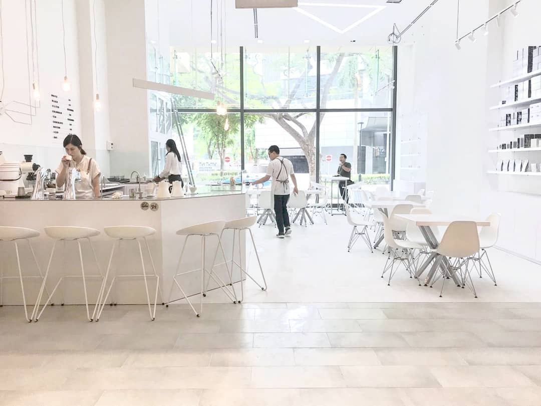 Coffee Cafes Singapore - Glyph Supply Co
