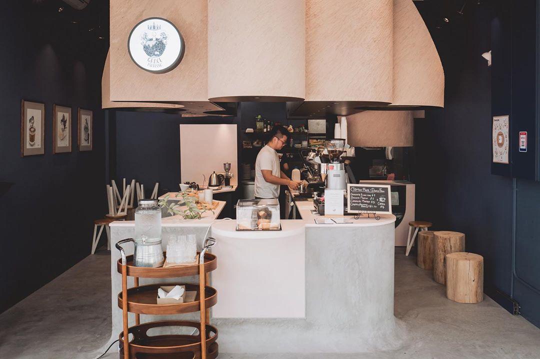 Coffee Cafes Singapore - Grace Espresso