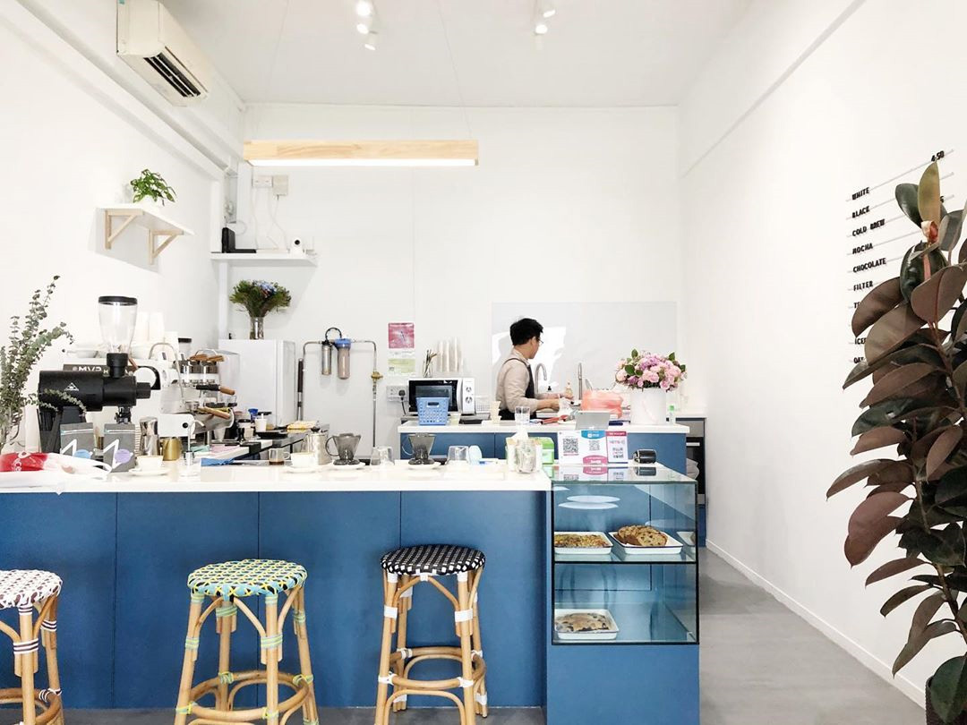 Coffee Cafes Singapore - Narrative Coffee Stand