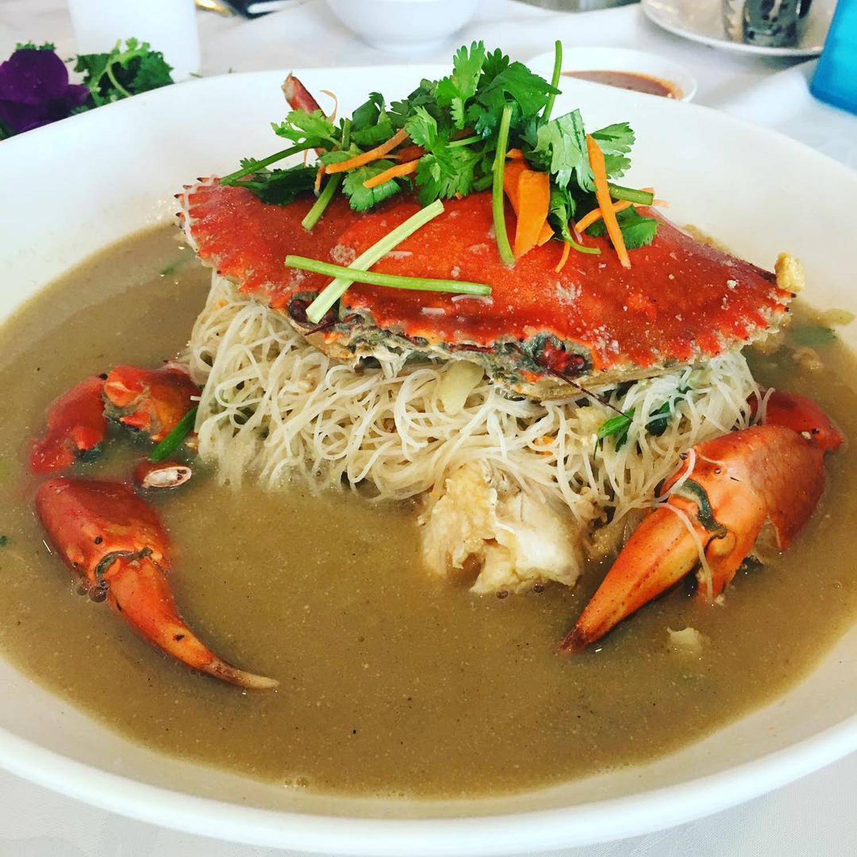 Crab Bee Hoon - De Classic Golden Spoon
