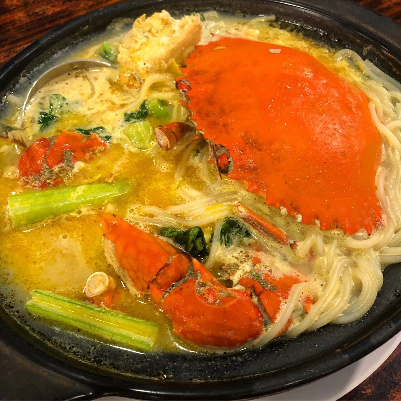 Crab Bee Hoon - Kelly Jie
