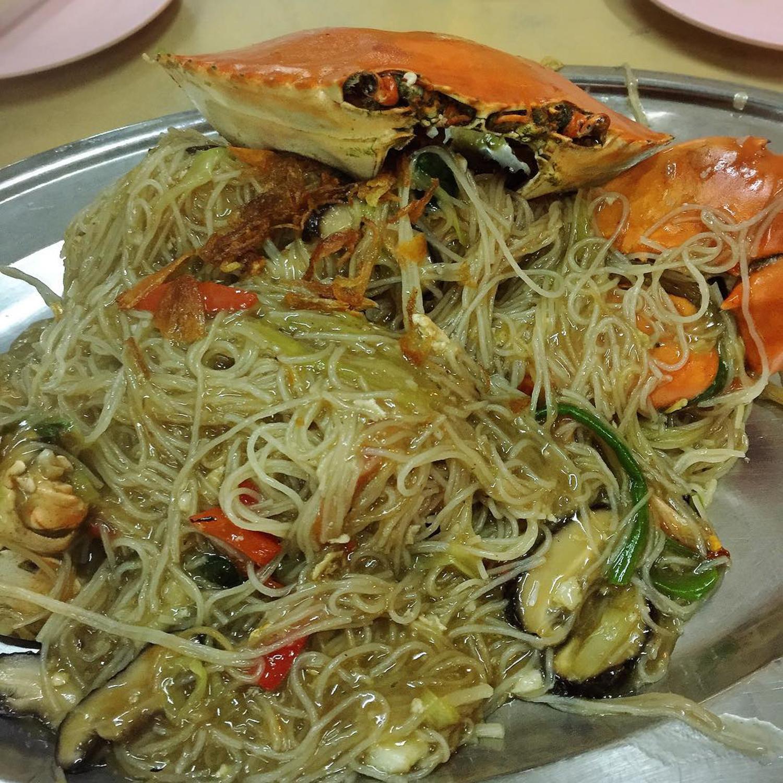 Crab Bee Hoon - Sin Huat Eating House