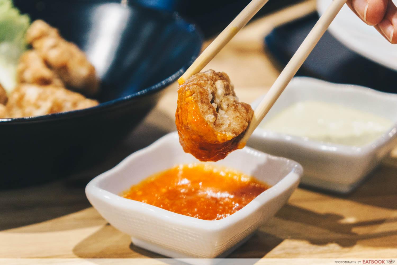 Chicken Karaage Chilli