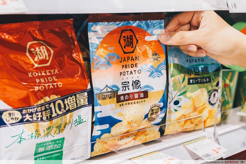 Japan Pride Potato Chips