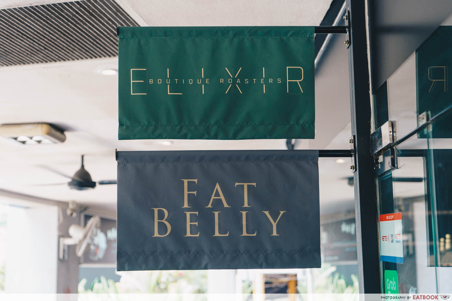 Elixir Boutique Roaster - Fat Belly
