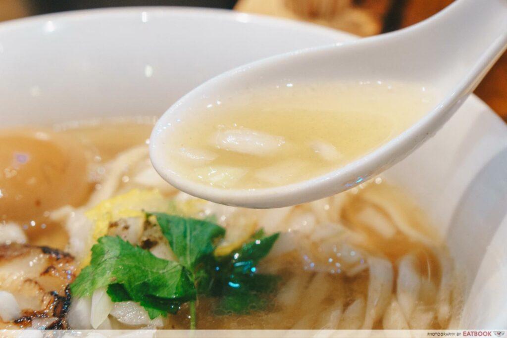 Enishi Japanese Dashi Noodle onions