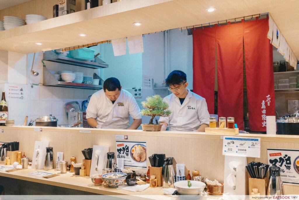 Enishi chefs